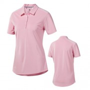 Adidas Ultimate 365 Ladies Polo true pink koszulka golfowa