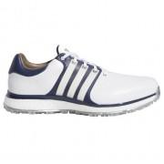 Adidas Tour360 XT-SL white/navy buty golfowe