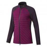 Adidas Frostguard Ladies Jacket burgundy kurtka golfowa ocieplana