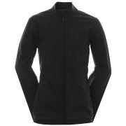 Adidas Provisional Rain Jacket black kurtka przeciwdeszczowa