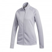 Adidas Textured Layer Jacket Ladies white bluza ocieplana