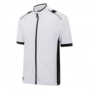 Adidas ClimaProof 3-Stripes Windstopper white