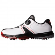 Adidas 360 Traxion BOA white/black/red buty golfowe