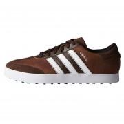 Adidas adiCross V brown buty golfowe