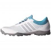 Adidas adiPure Sport Women grey/blue buty golfowe