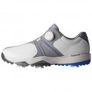 Adidas 360 Traxion BOA grey/blue buty golfowe
