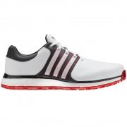 Adidas Tour360 XT-SL white/black/scarlet buty golfowe