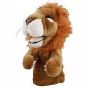 Animal Collection Lion Headcover