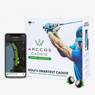 Arccos Caddie system analizy gry