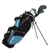 Ben Sayers M8 Blue Sky Ladies 6-częściowy damski zestaw kijów golfowych