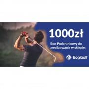 Bon Podarunkowy 1000zł