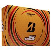 Bridgestone E6 white 12-pack piłki golfowe