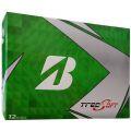 Bridgestone TreoSoft white 12-pack piłki golfowe