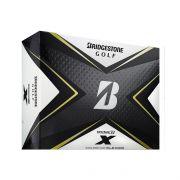 Piłki golfowe Bridgestone Tour B X 12-pack