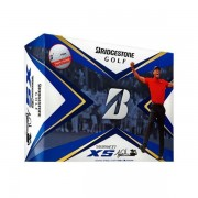 Piłki golfowe Bridgestone Tour B XS Tiger Woods Edition 12-pack