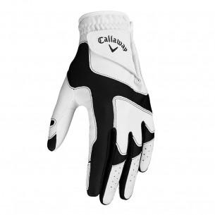 Callaway Opti-Fit Glove white One Size rękawiczka golfowa (męska i damska)