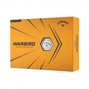 Piłki golfowe Callaway Warbird HEX 12-pack (białe i żółte)