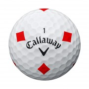 Callaway Chrome Soft Truvis Cards Edition 12pack