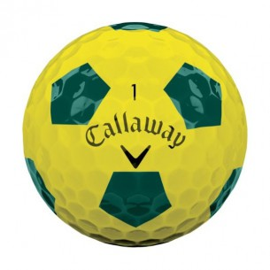 Callaway Chrome Soft Truvis Masters Edition 12pack
