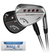 Callaway Mack Daddy MD4 Wedge (2 kolory + RAW)