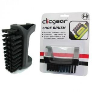 Clicgear Trolley Shoe Brush szczoteczka na ramę