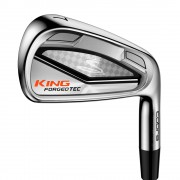 Cobra King Forged TEC Irons steel