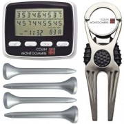 Colin Montgomerie Golf Scorer Set