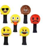 Emoji Headcovers (6 wzorów)