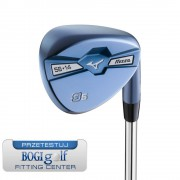 Mizuno S5 Blue IP Wedge (stal / grafit / damskie)