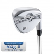 Mizuno S5 White Satin Wedge