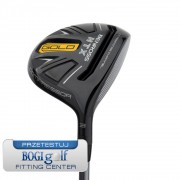 Benross HTX Compressor Gold Fairway Wood