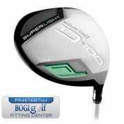 Wilson Staff D100 Ladies Driver DEMO