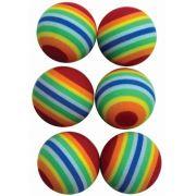 Foam Balls 6szt