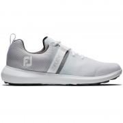 Footjoy Flex white/grey buty golfowe