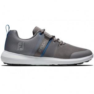 Footjoy Flex steel/blue buty golfowe