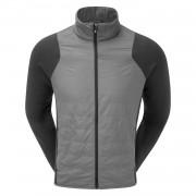Footjoy Hybrid Jacket grey kurtka golfowa ocieplana