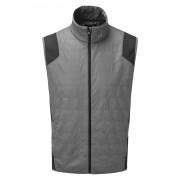 Footjoy Hybrid Vest grey kamizelka golfowa ocieplana