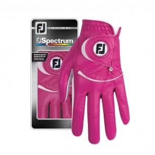 Footjoy Spectrum Ladies pink rękawiczka golfowa