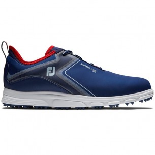 Footjoy Superlites XP navy/white/red buty golfowe