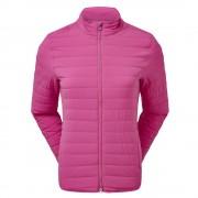 Footjoy Insulated Ladies Jacket pink golfowa kurtka damska ocieplana