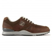Footjoy Contour Casual brown buty golfowe