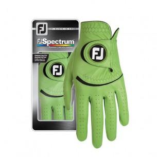Footjoy Spectrum lime rękawiczka golfowa