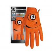Footjoy Spectrum orange rękawiczka golfowa
