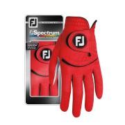 Footjoy Spectrum red rękawiczka golfowa