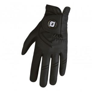 FootJoy WeatherSof GTX black rękawiczki golfowe