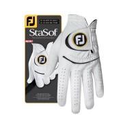 Footjoy StaSof white rękawiczka golfowa