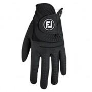 FootJoy WeatherSof black rękawiczki golfowe