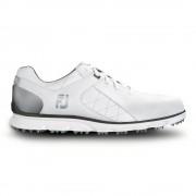 Footjoy Pro SL white/silver buty golfowe