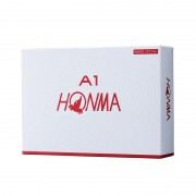 Piłki golfowe Honma A1 12-pack (białe)