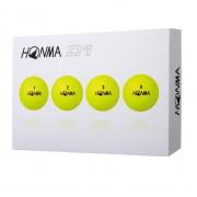 Honma D1 12-pack (żółte)
